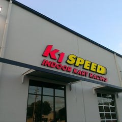 Photo taken at K1 Speed by Ibrahim F. on 5/9/2013