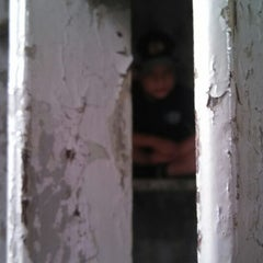 Photo taken at Squirrel Cage Jail by CUTTY on 6/15/2013