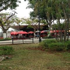 Photo taken at Mercado de Santa Ana by Salvador C. on 5/27/2013