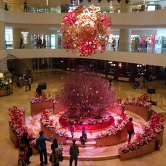 Photo taken at Pacific Place 太古廣場 by Lorraine Y. on 2/17/2013