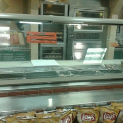 Photo taken at SUBWAY by Fransisca T. on 2/25/2013