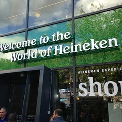 Photo taken at Heineken Experience by Mary-Lauren S. on 6/26/2013
