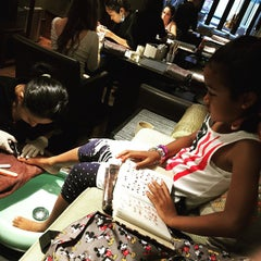 Photo taken at Sakura Nail & Spa by Nuy C. on 6/20/2015