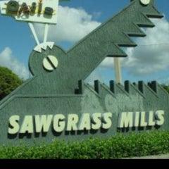 Photo taken at Sawgrass Mills by Julio M. on 3/16/2013