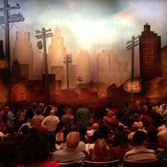 Photo taken at Stephen Sondheim Theatre by Adam S. on 6/29/2013