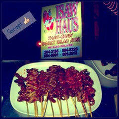 Photo taken at Isaw Haus by Alexie B. on 11/8/2012