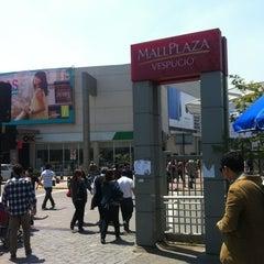 Photo taken at Mall Plaza Vespucio by Gerson R. on 10/25/2012