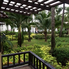 Photo taken at Peace Resort Samui by Ronald Z. on 7/19/2015