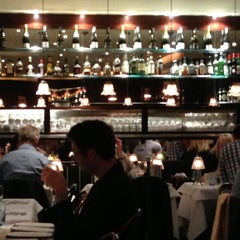 Photo taken at Galvin Bistrot de Luxe by WaiLun H. on 5/3/2013