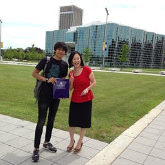 Photo taken at SUNY Albany Campus Center by Geno K. on 7/26/2013