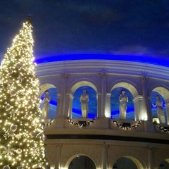 Photo taken at Caesars Atlantic City Hotel and Casino by Patti R. on 1/1/2013
