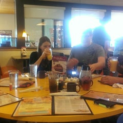Photo taken at Village Inn by Brita F. on 4/19/2014