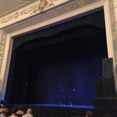 Photo taken at The Colonial Theatre by Chris F. on 5/30/2015