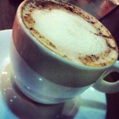 Photo taken at Le Grand Café by Carol K. on 1/30/2013