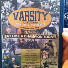 Photo taken at Varsity Club Sports Tavern by Chris R. on 12/29/2013