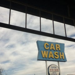 Photo taken at Olympic Car Wash by Kahlil N. on 10/7/2013