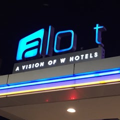 Photo taken at Aloft Washington National Harbor by Mike S. on 10/30/2014