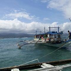 Photo taken at Boracay Island by Константин Х. on 3/7/2013
