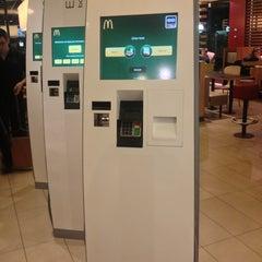 Photo taken at McDonald's by Olga P. on 1/4/2013
