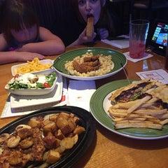 Photo taken at Applebee's by Corrie J. on 11/10/2014