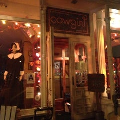 Photo taken at Cowgirl (Hall of Fame) by Krystal C. on 11/23/2012