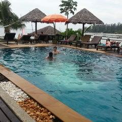 Photo taken at Loyfa Nature Resort by pawel z. on 1/6/2013