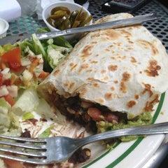 Photo taken at Blockheads Burritos by Abigail S. on 5/31/2013
