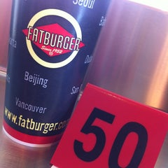 Photo taken at Fatburger in Mesa by Marc V. on 2/15/2013