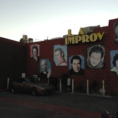 Photo taken at The Hollywood Improv by Anna M. on 10/26/2012