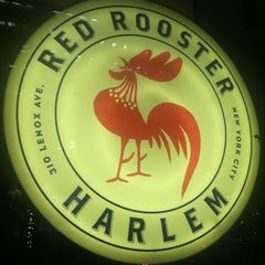 Photo taken at Red Rooster by Tia G. on 1/1/2013