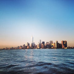 Photo taken at New York Harbor by Chet M. on 7/17/2013