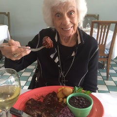 Photo taken at Prado Restaurant by Patti's Plate on 6/20/2014
