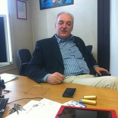 Photo taken at Jusfin srl by Giuseppe L. on 4/10/2013