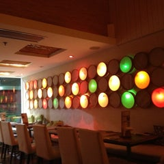 Photo taken at Wasabi Sushi by Lívia T. on 6/24/2013