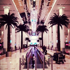 Photo taken at Terminal 3 المبنى by Hassan A. on 1/12/2013