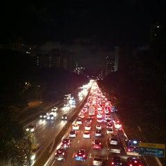 Photo taken at Avenida Vinte e Três de Maio by Claudio C. on 12/22/2013