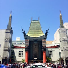 Photo taken at TCL Chinese Theatre by Grace-Valerie F. on 5/27/2013