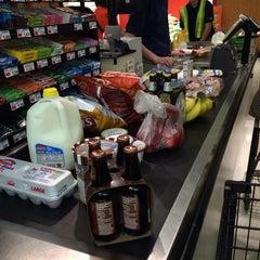 Photo taken at Marsh Supermarket by Tom B. on 6/8/2014