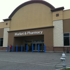 Photo taken at Walmart Supercenter by Brandon M. on 11/7/2012