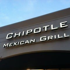 Photo taken at Chipotle Mexican Grill by Brandon M. on 11/7/2012