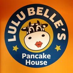 Photo taken at Lulu Belle's Pancake House by Gerald on 2/19/2013