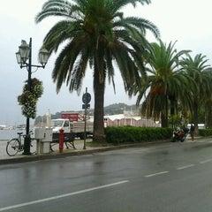 Photo taken at Lungomare di Santa Margherita Ligure by Bass .. on 9/29/2012