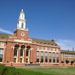 Photo taken at Edmon Low Library by Nicole M. on 9/25/2012