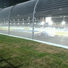 Photo taken at Homestead-Miami Speedway by Daniel S. on 11/17/2012
