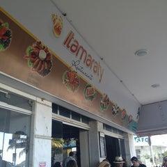 Photo taken at Restaurante Itamaraty by Kim Robson R. on 3/29/2013