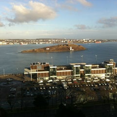 Photo taken at The Westin Nova Scotian by Michelle P. on 12/22/2012