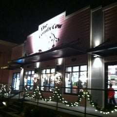 Photo taken at The Comfy Cow by Chris S. on 12/27/2011
