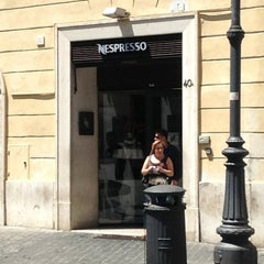 Photo taken at Nespresso Boutique by Emad A. on 6/16/2013
