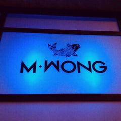Photo taken at Mr Wong by Piwy C. on 6/20/2013