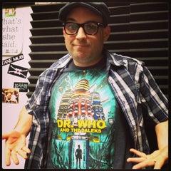 Photo taken at OC Rock Radio by Rancho B. on 7/15/2014